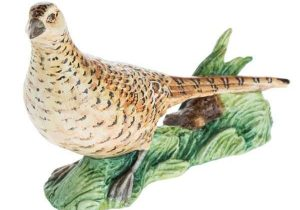 John Beswick Hen Pheasant Figurine JBB36
